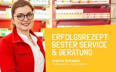 Erfolgsrezept: Bester Service & Beratung