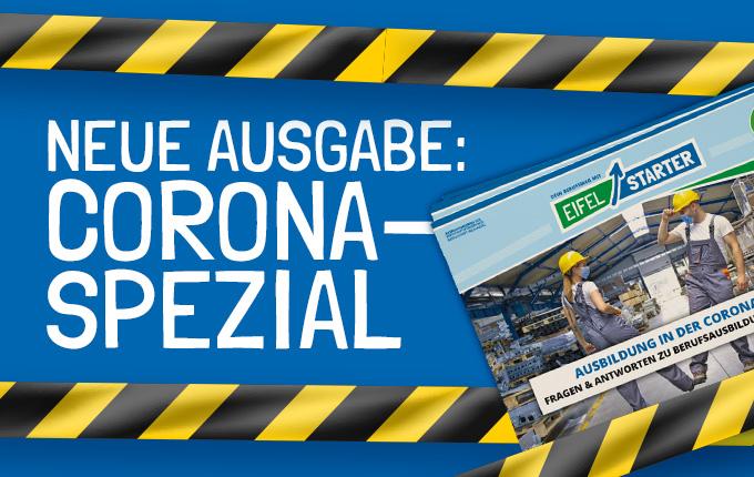 Neue Ausgabe: Corona-Spezial