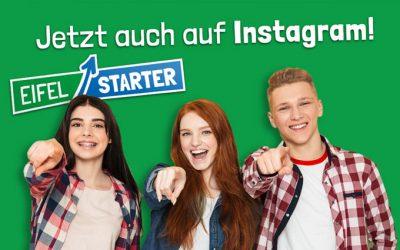 EIFEL STARTER goes Instagram 👏
