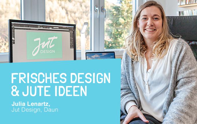 Frisches Design & jute Ideen